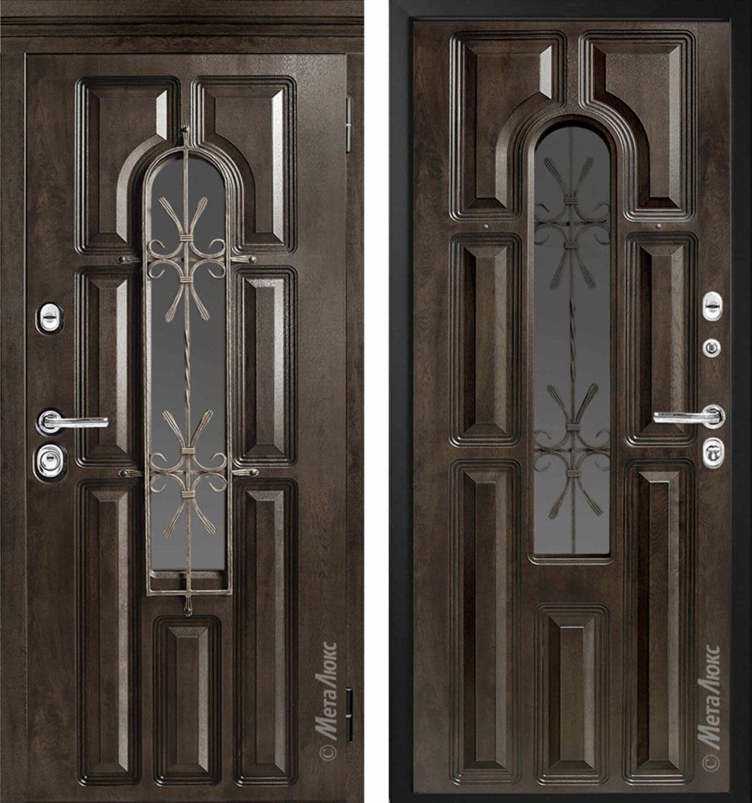 металюкс двери