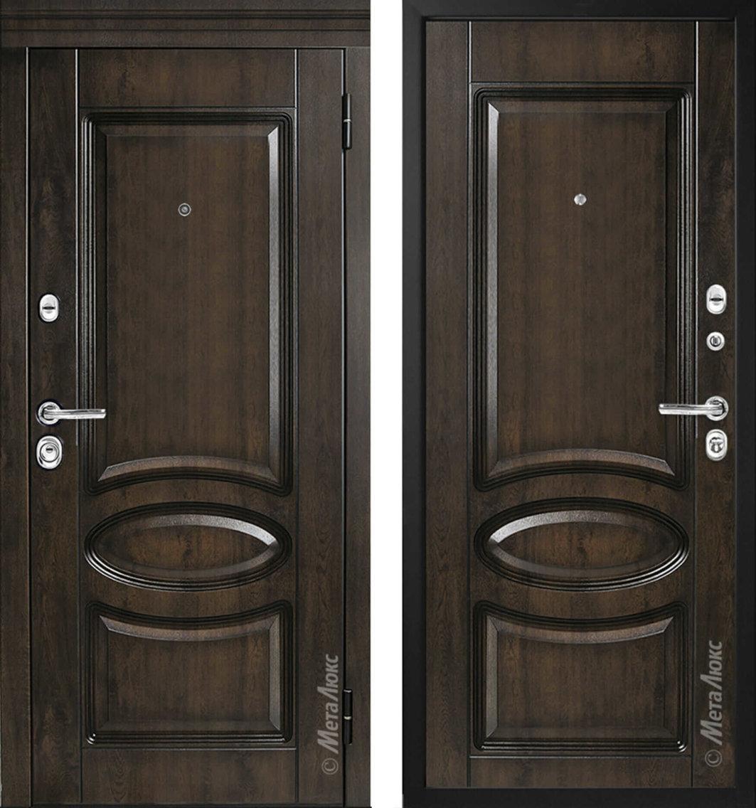 входная дверь металюкс
