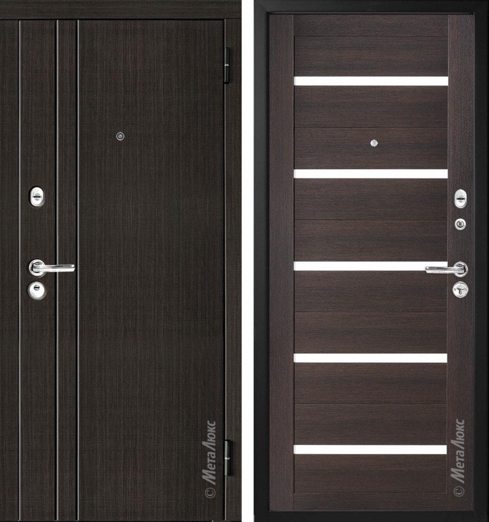 стальная дверь металюкс