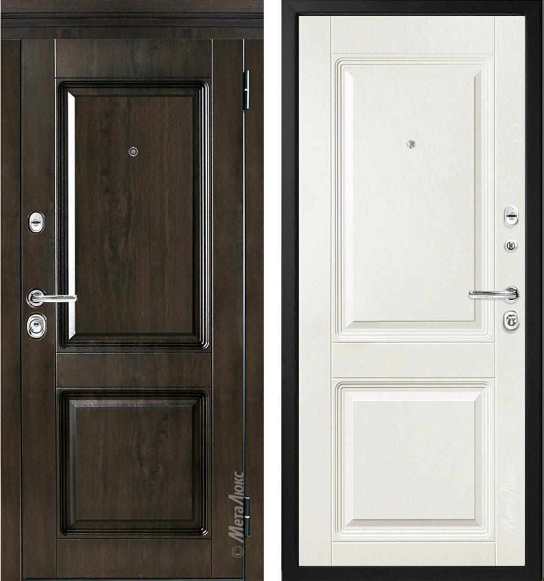 стальные двери металюкс